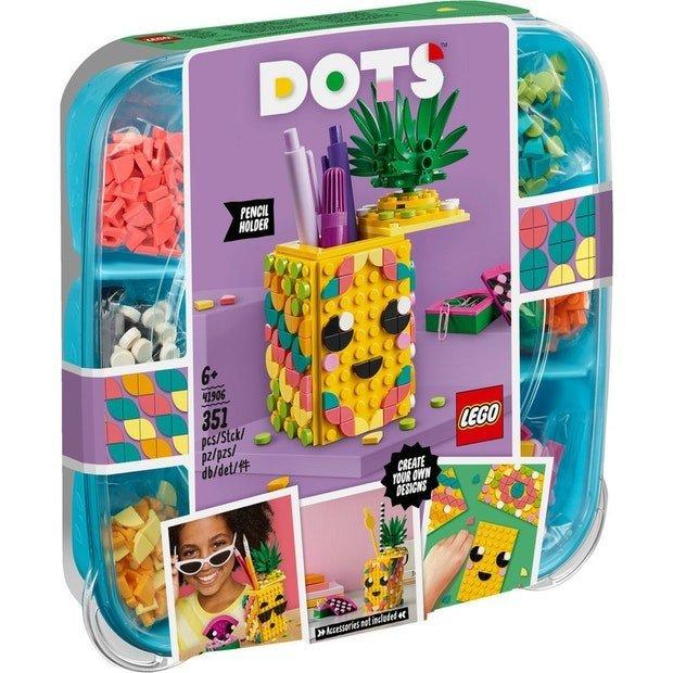 LEGO DOTS 豆豆系列 41906 水果豆豆筆筒