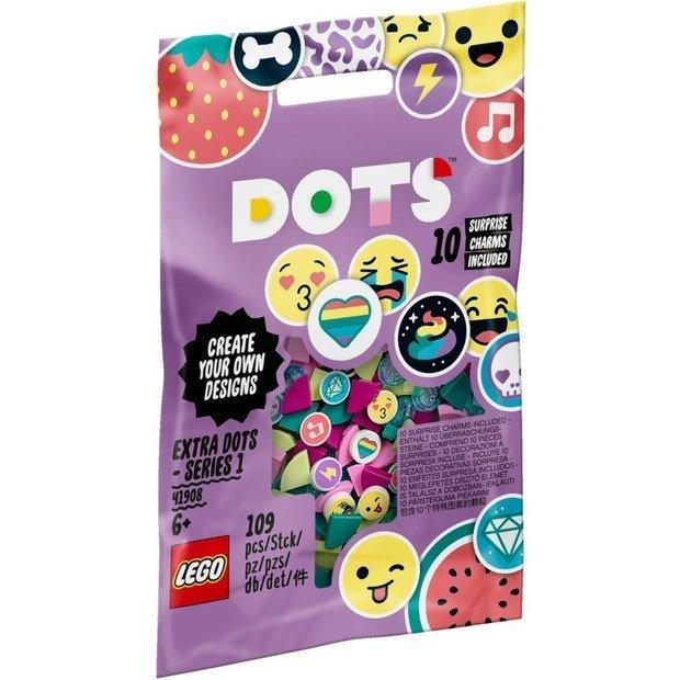 LEGO DOTS 豆豆系列 41908 1號豆豆補充包