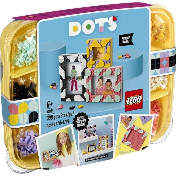 LEGO DOTS 豆豆系列 41914 創意豆豆相框組
