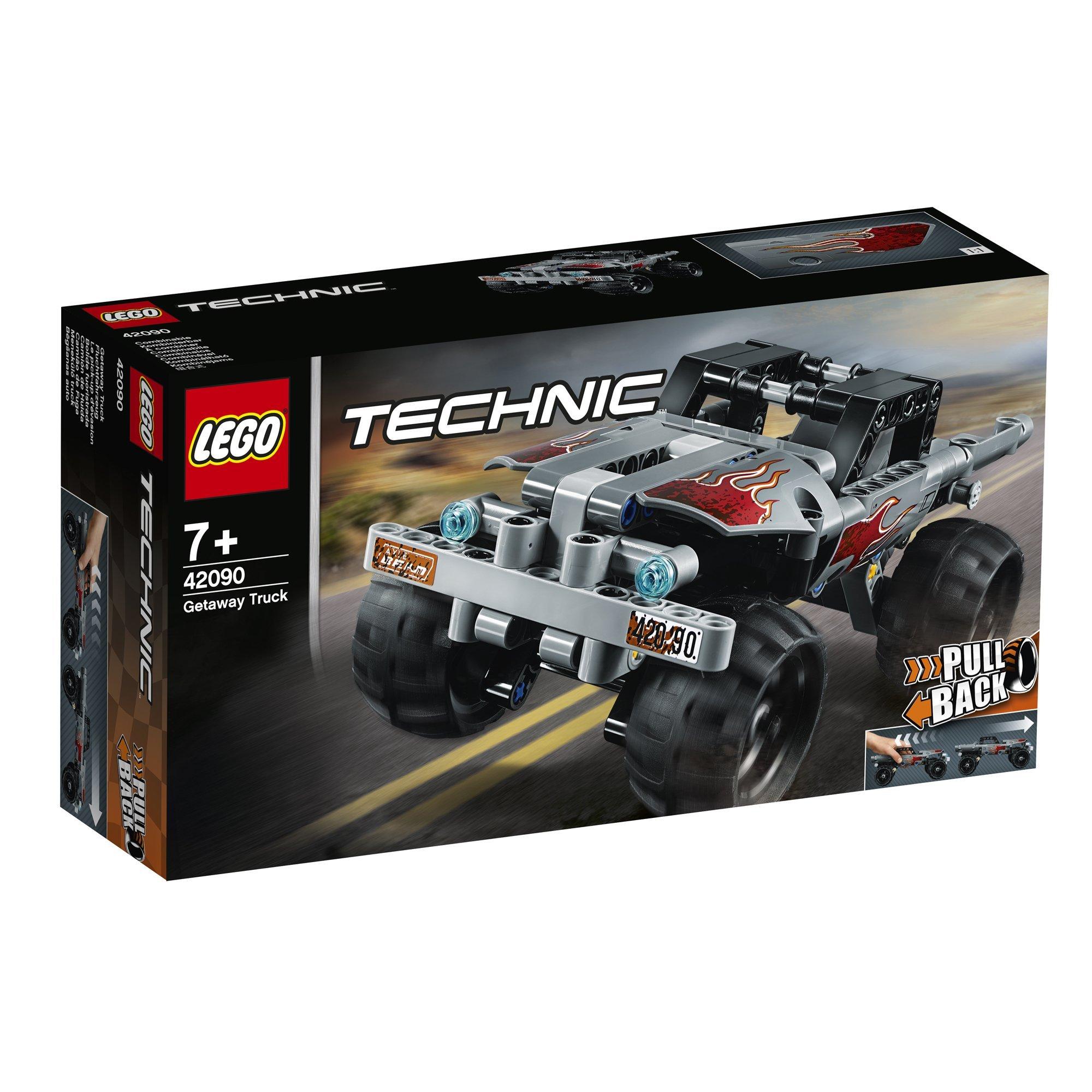 LEGO 樂高積木 Technic 42090 逃亡卡車