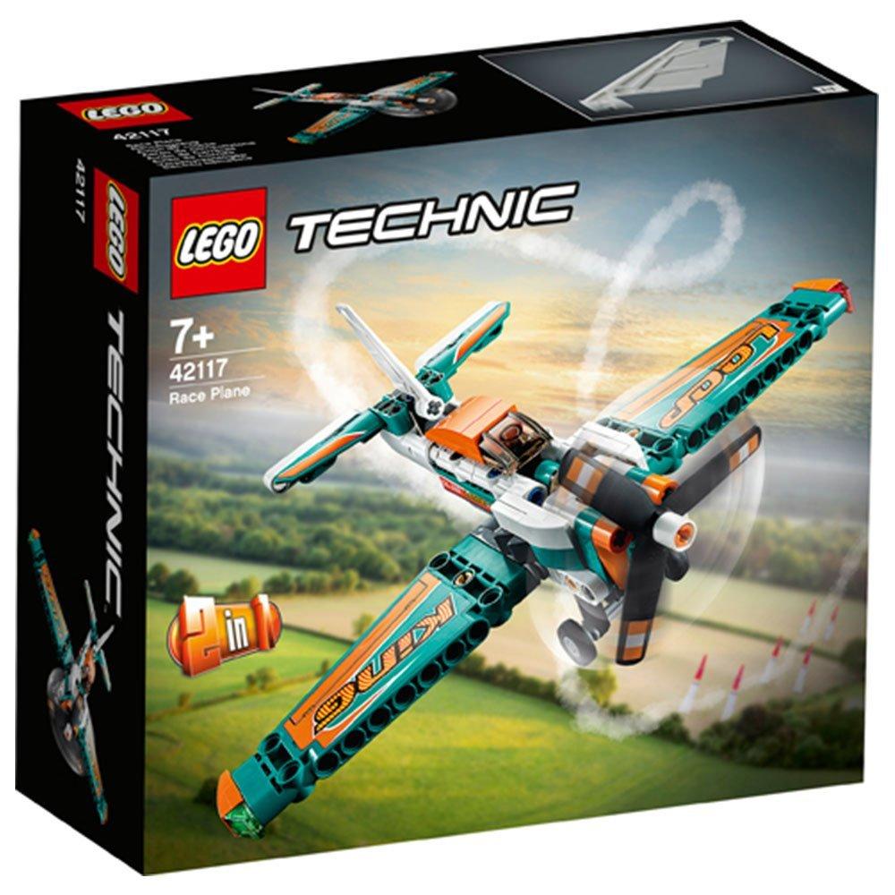 【2021.1月新品】LEGO 樂高積木 Technic 42117 競技飛機