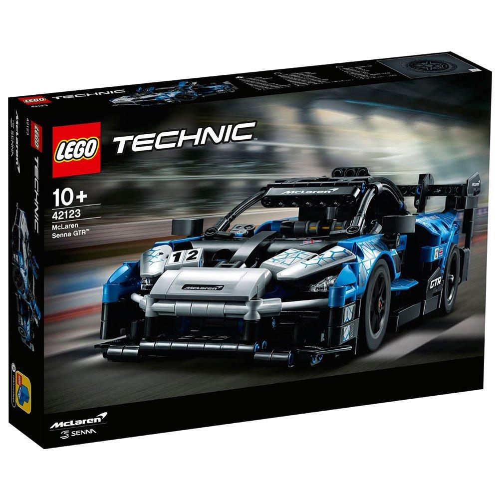 【2021.1月新品】LEGO 樂高積木 Technic 42123 McLaren Senna GTR™