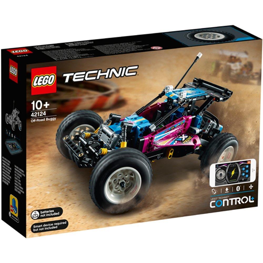 【2021.1月新品】LEGO 樂高積木 Technic 42124 越野車