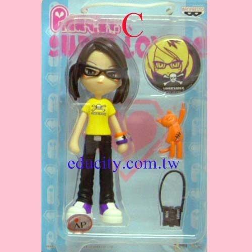 PINKY 美少女PVC景品系列BANPRESTO SUPER LOVERS 單售3款可選