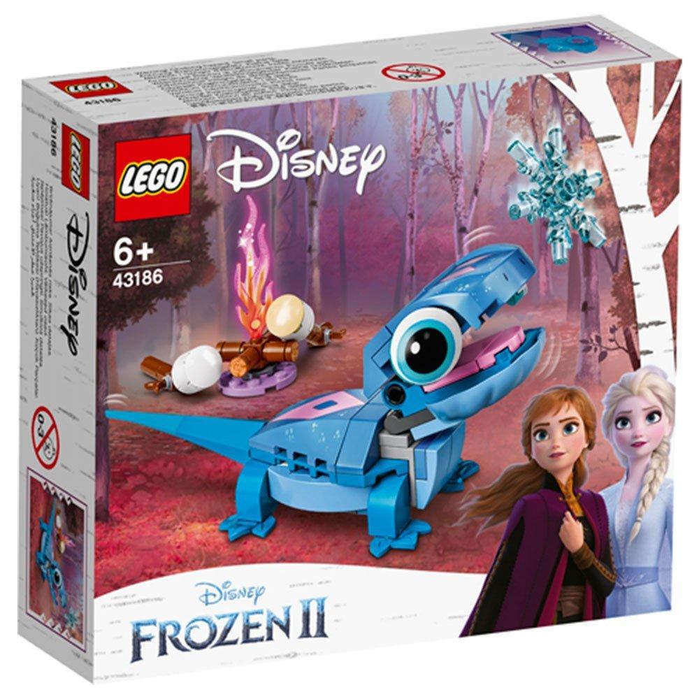 【2021.1月新品】LEGO 樂高積木 Disney Princess 43186 火靈布魯尼
