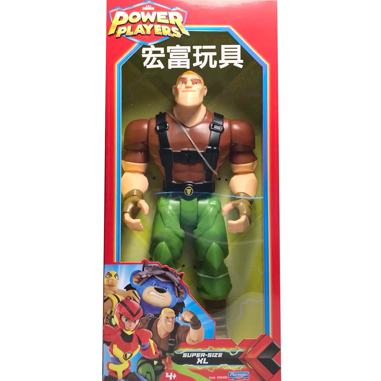 超能玩家XL超值公仔組