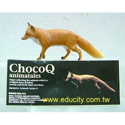 Choco Q 日本動物6 #152 蒼狼