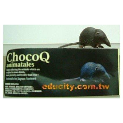Choco Q 日本動物6 #160 田鼠
