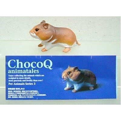 Choco Q 寵物系列3 #72天竺鼠(野生)