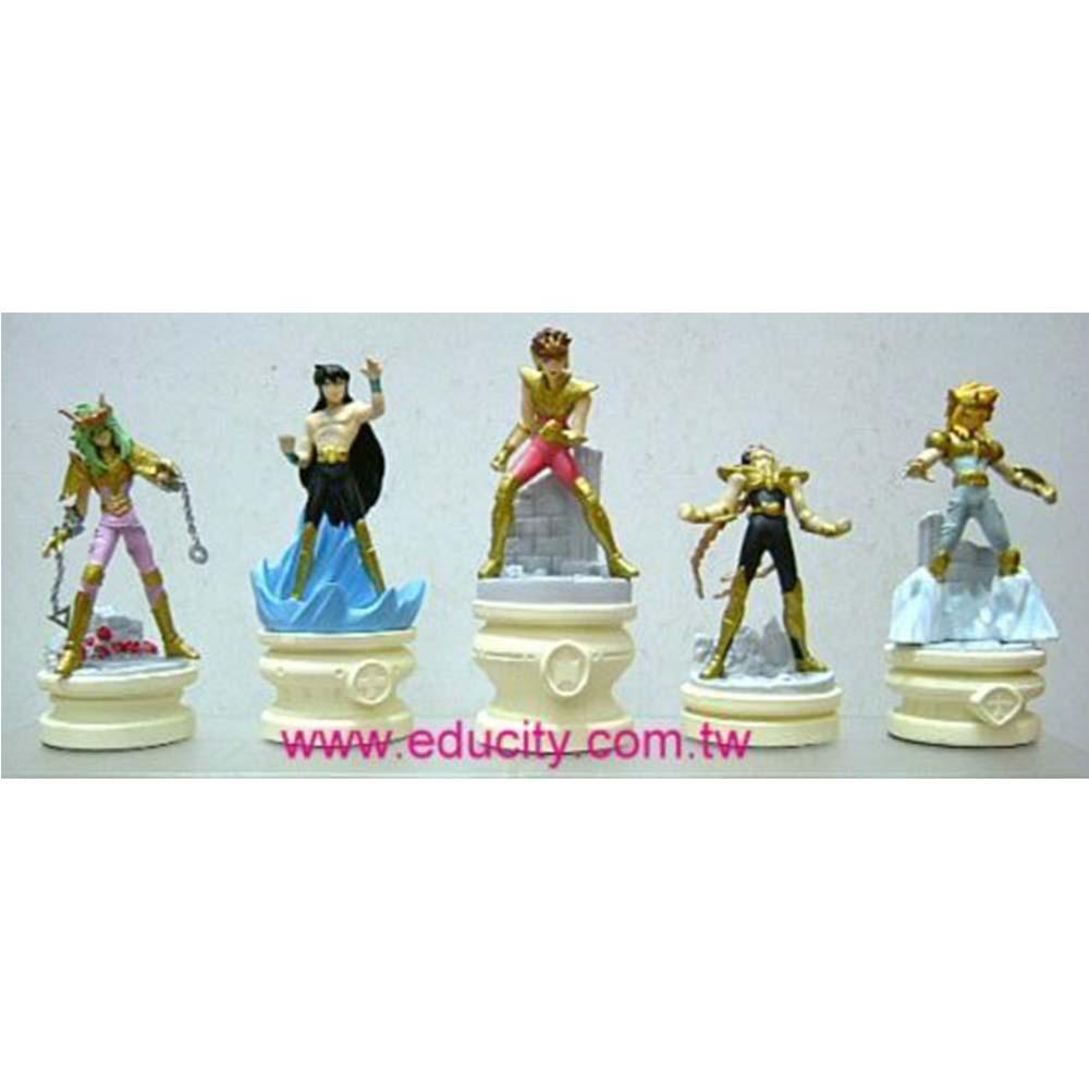聖鬥士星矢西洋棋座1 -異色版5款