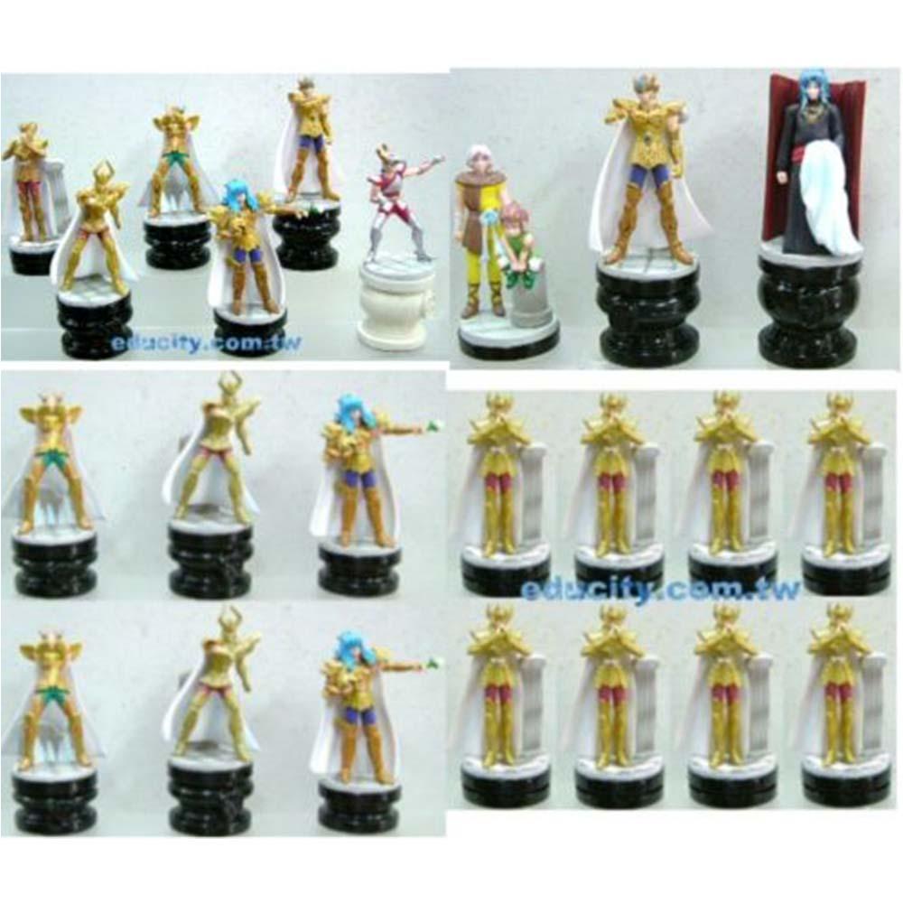 聖鬥士西洋棋Part 2異色板(大全套共22種)