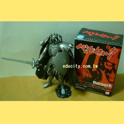 食玩**烙印勇士Knight of Skeleton(彩色版)