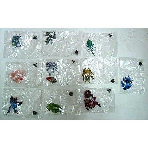 轉蛋-EX 昆蟲 10種(日版)