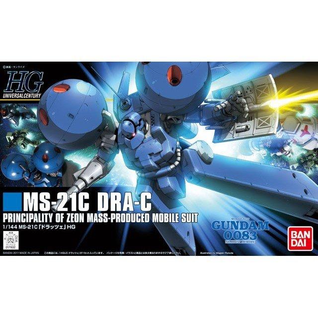 BANDAI 鋼彈模型 HGUC1/144 #133 機動戰士0083特拉傑