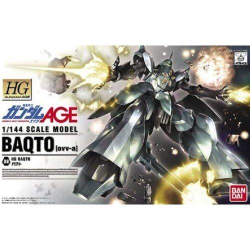 BANDAI 鋼彈組合模型 AGE HG 1/144 #08 巴克托