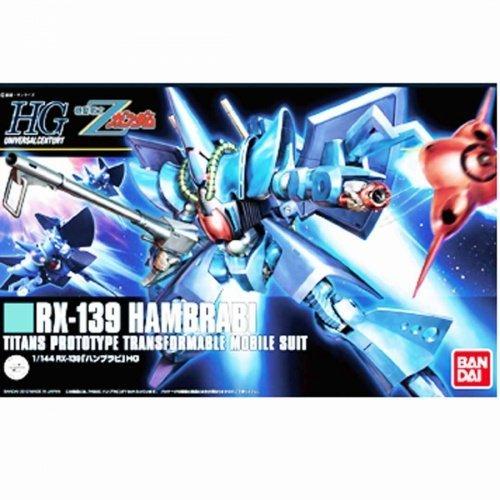 鋼彈gundam組合模型 HGUC 1/144 #145 RX-139 HAMBRABI