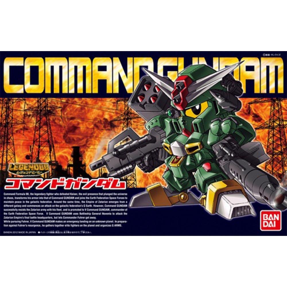 鋼彈gundam組合模型BB戰士 BB375 指揮官鋼彈