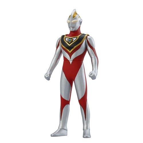 BANDAI 超人力霸王 500系列軟膠 #09 蓋亞V2