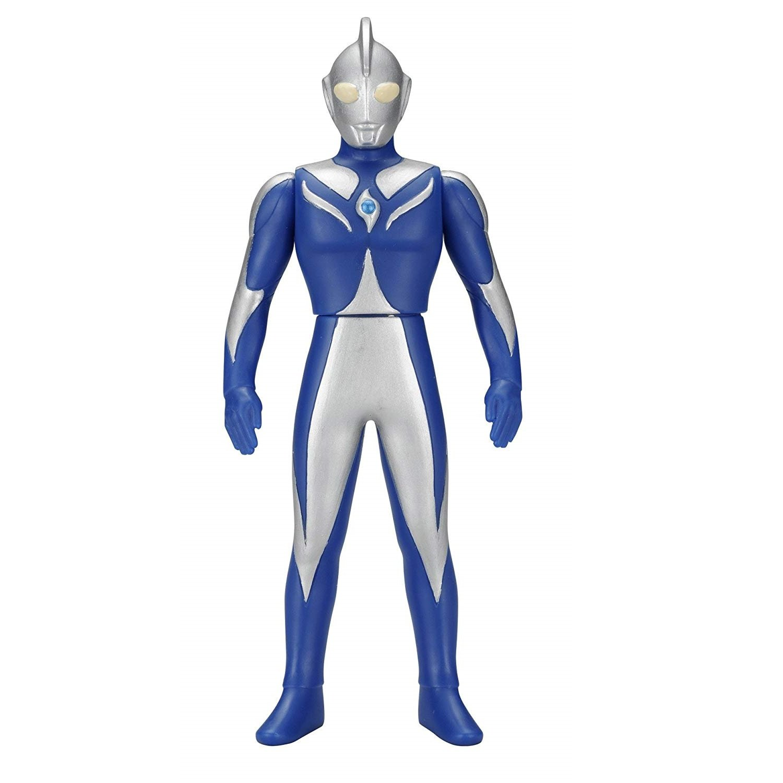 BANDAI 超人力霸王 500系列軟膠 #16 高斯月神模式