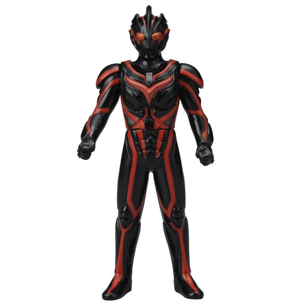 BANDAI 超人力霸王 500系列軟膠 #26 暗黑扎基