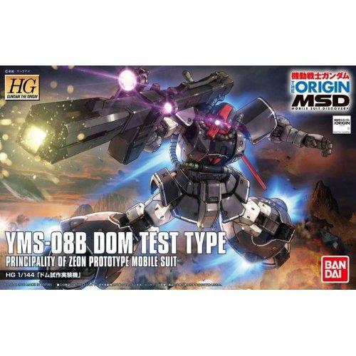 BANDAI 鋼彈模型 HG 機動戰士 1/144 #007 多姆原型試驗機
