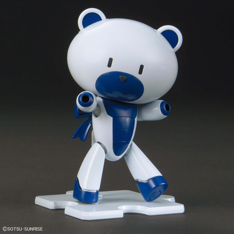 鋼彈gundam組合模型 HGPG 1/144 創鬥者 #18 迷你凱 角色凱 吉昂妹