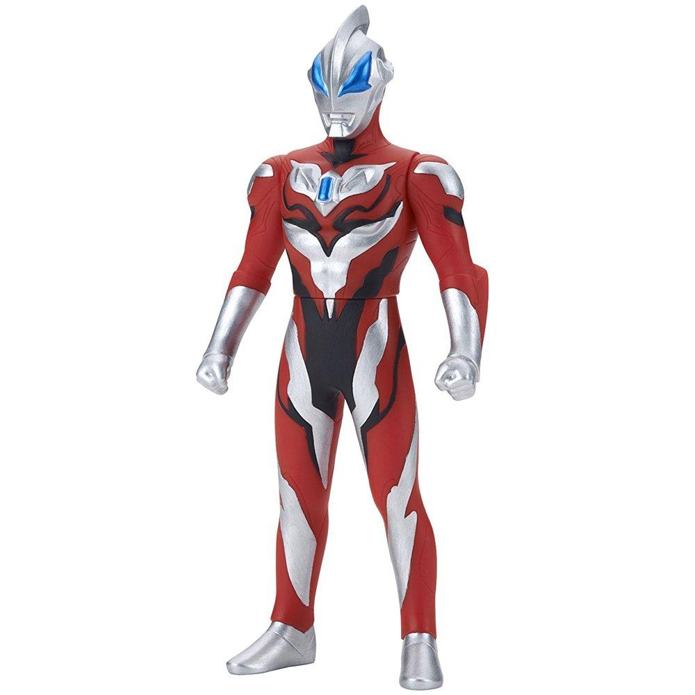 BANDAI超人力霸王 GEED初始型態軟膠
