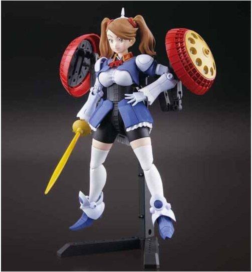 鋼彈gundam組合模型 HGBF 1/144 創鬥者 #060 超絕吉昂妹