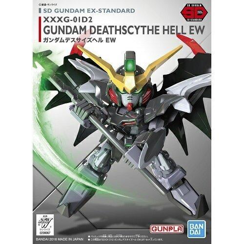 鋼彈gundam組合模型BB戰士SD EX-S系列 #012 地獄死神鋼彈EW
