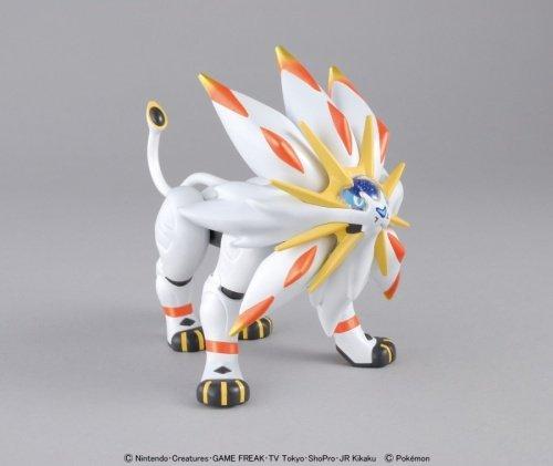 BANDAI組合模型 精靈寶可夢 神奇寶貝 #39 索爾迦雷歐