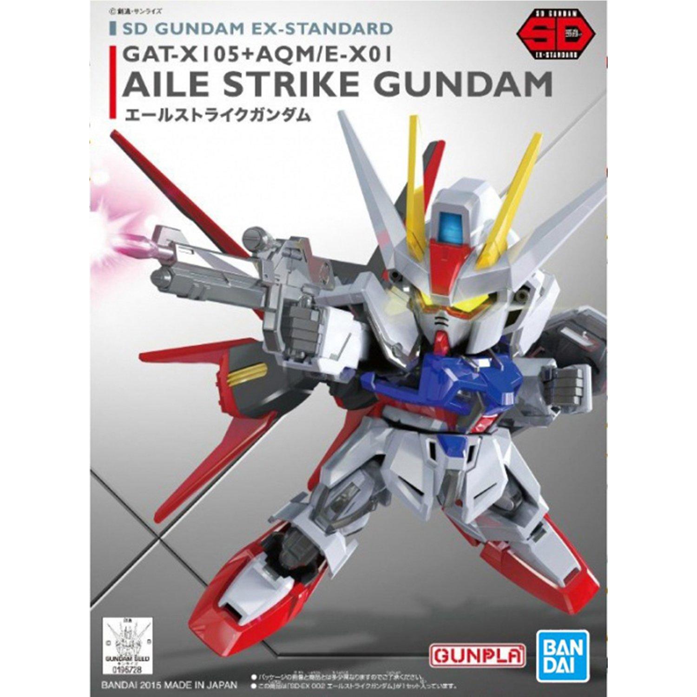 鋼彈gundam組合模型BB戰士SD EX-S系列 #002 翔翼型攻擊鋼彈