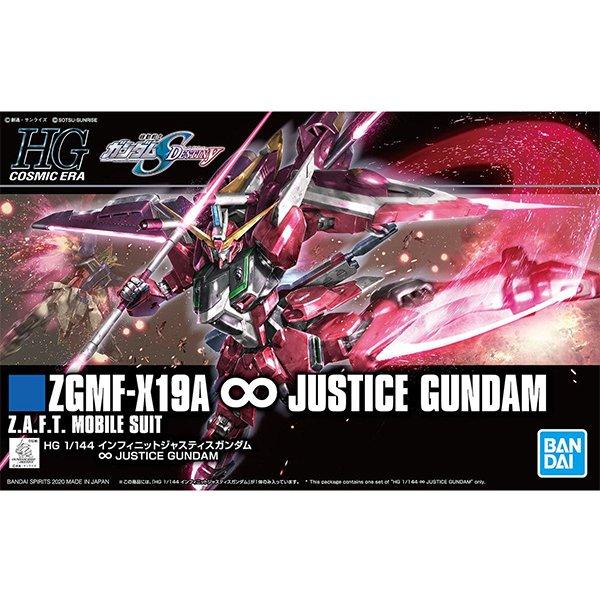 鋼彈gundam組合模型 HGCE 1/144 #231 無限正義鋼彈