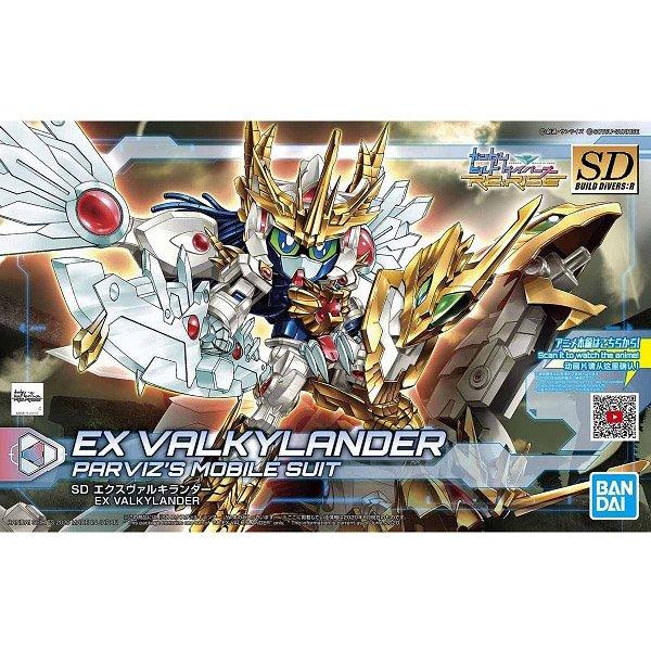 鋼彈模型SDBD:R#026EX女武神勇士