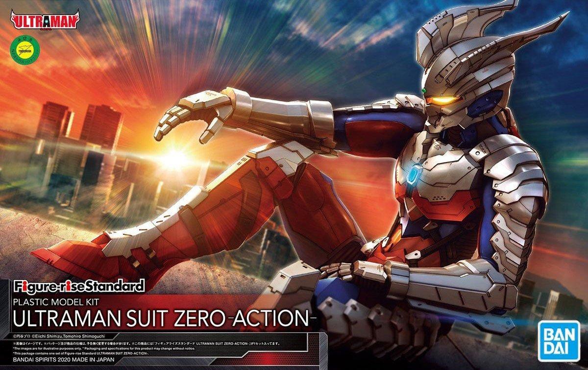 超人力霸王戰鬥服ZEROACTION