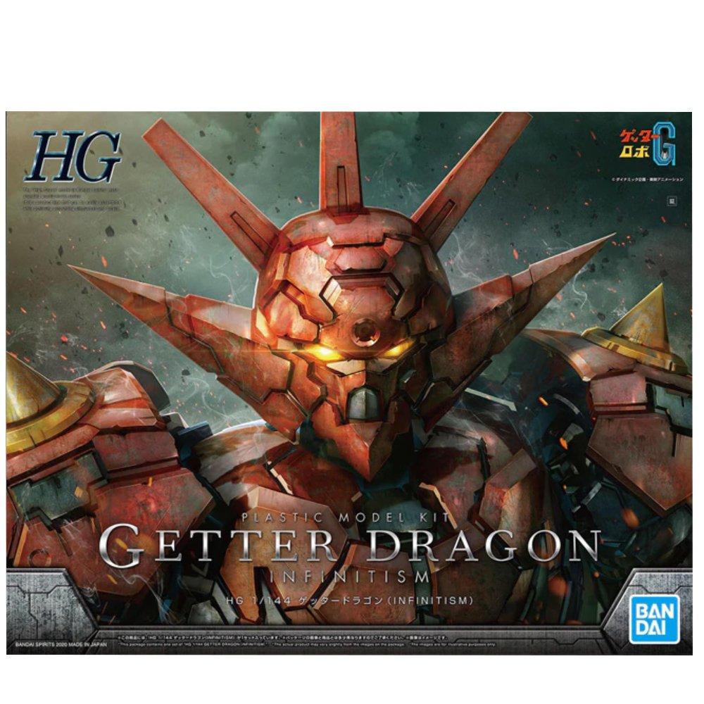 鋼彈gundam組合模型 HG 1/144 蓋特龍 (INFINITISM)