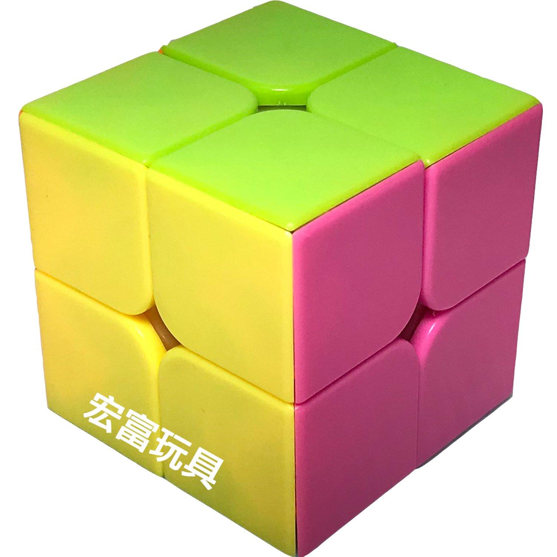 52308093 2X2御速魔方 魔術方塊