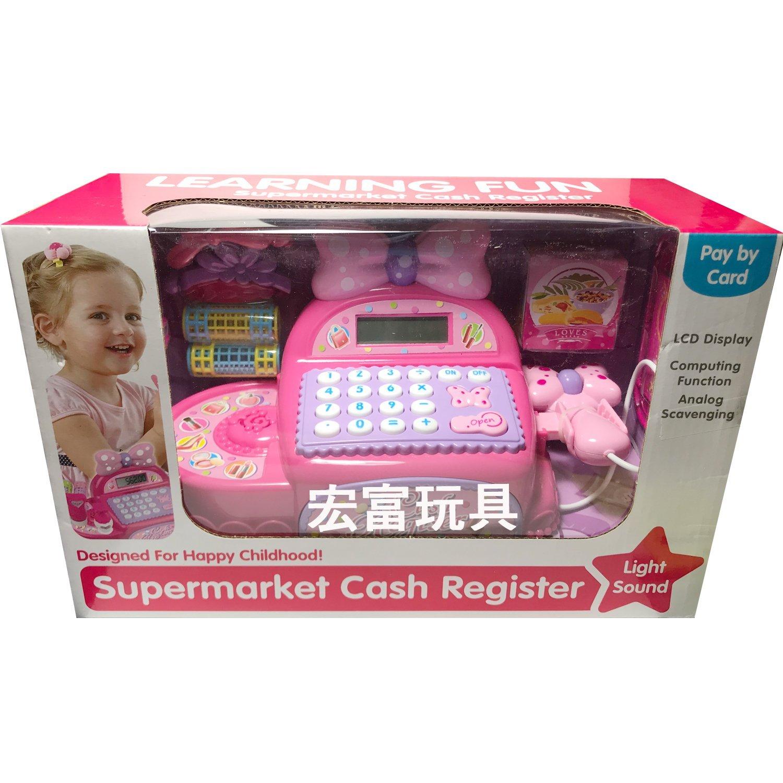 幼教啟蒙玩具 電動收銀機 35562