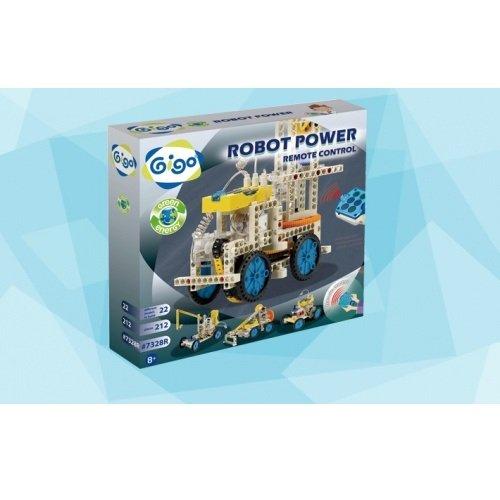 智高Gigo科學遊戲 綠色能源遙控機械組 #7328R-CN