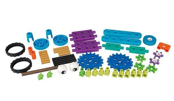 智高Gigo科學遊戲 小小工程師系列#7268 機器人羅比