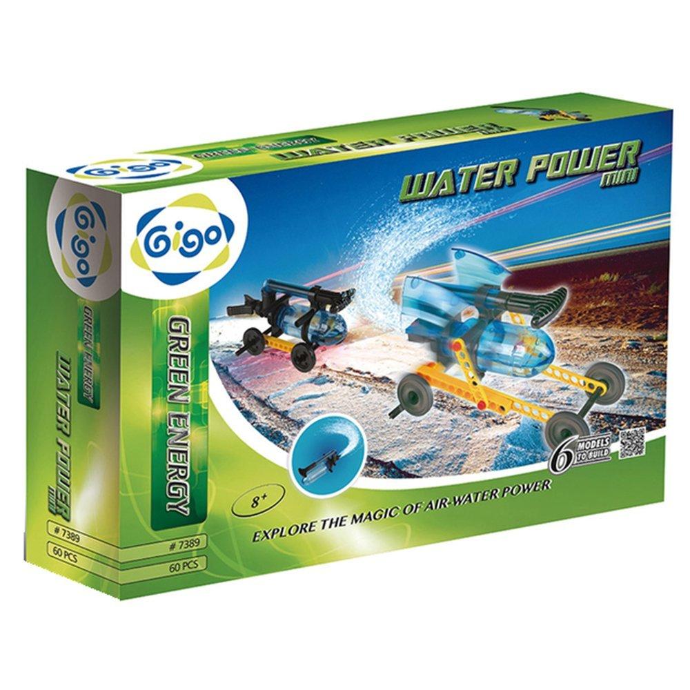 智高 Gigo 科學遊戲 綠色能源#7389 水動能冒險組
