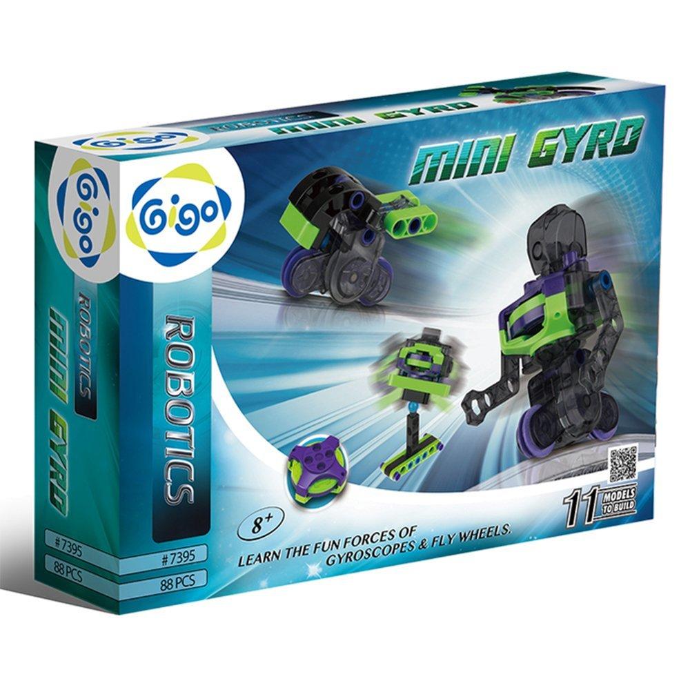 智高 Gigo 機器人系列 #7395-CN 陀螺儀飛輪機器人