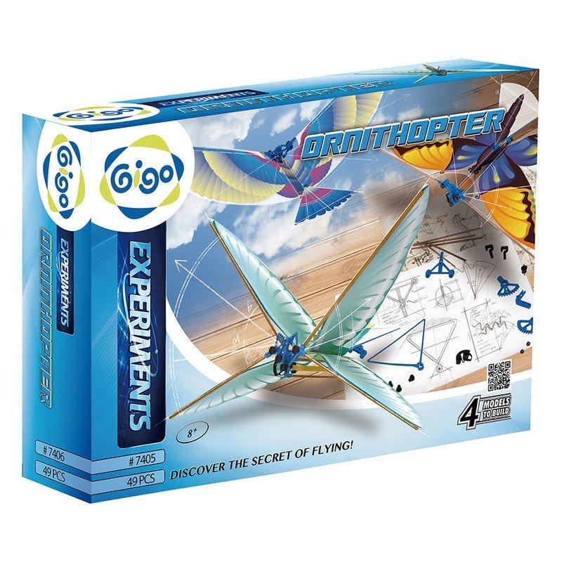 智高 Gigo 創新科技系列 #7405 振翅仿生獸