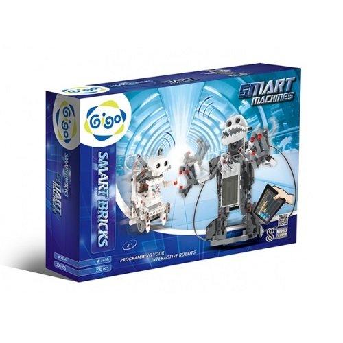 智高 Gigo 智慧積木系列 #7416-CN 智能互動機器人