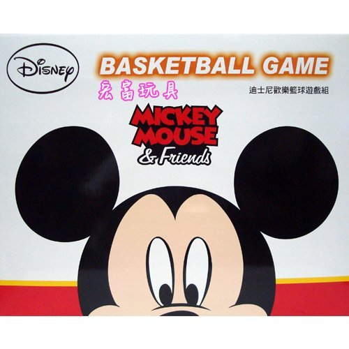 迪士尼歡樂籃球遊戲組 - 米奇