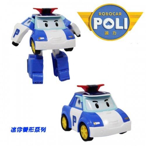 Robo car POLI 波力 - 迷你變形波力