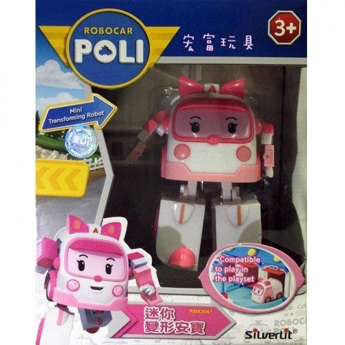 Robo car POLI 波力 - 迷你變形安寶