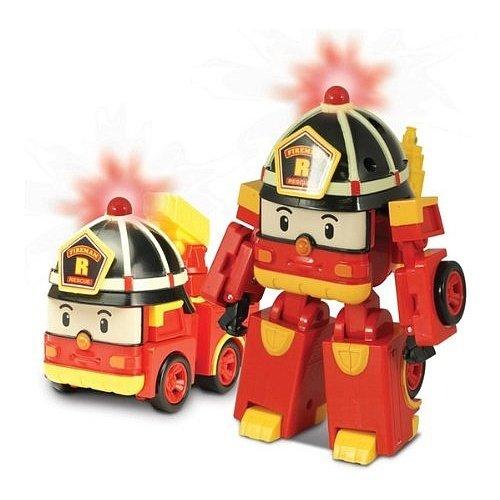 Robo car POLI 波力 - LED變形羅伊