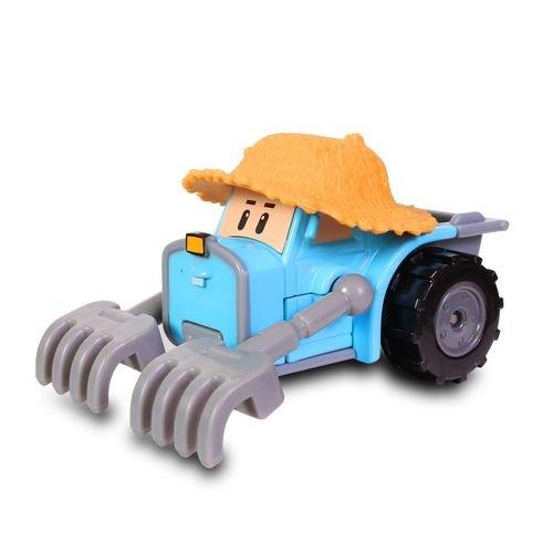 Robo car POLI 波力合金車 特瑞奇