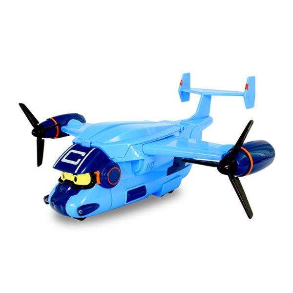 Robo car POLI 波力 聲光運輸機卡利