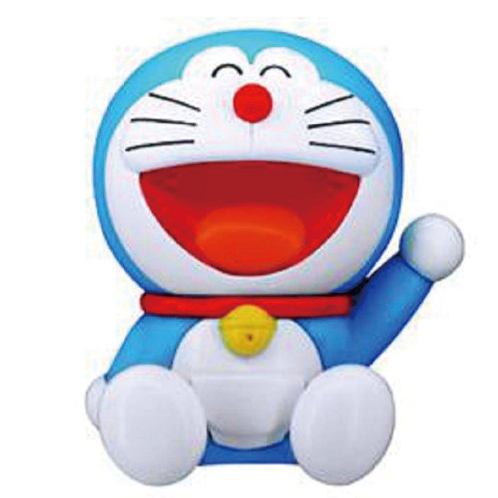 哆啦A夢軟膠 開懷大笑